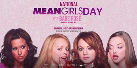 National Mean Girls Day Pop Up Bar with BABE Rose tickets