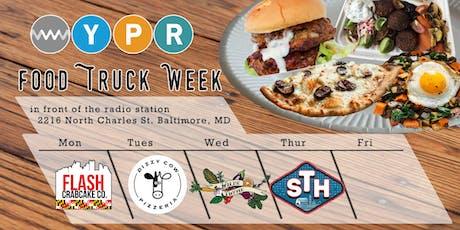 WYPR's Food Truck Week! tickets