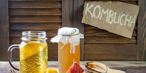 Kombucha Workshop, The Artisan Boutique, Stone