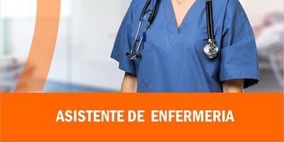 Inscripcion - ASISTENTE DE ENFERMERIA