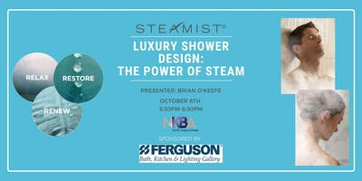 Luxury Shower Design: The Power of Steam