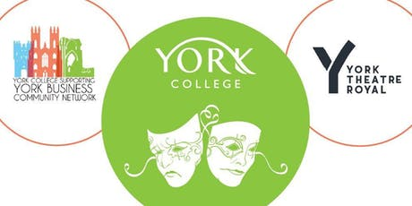 York Business Community Network at York Theatre Royal tickets