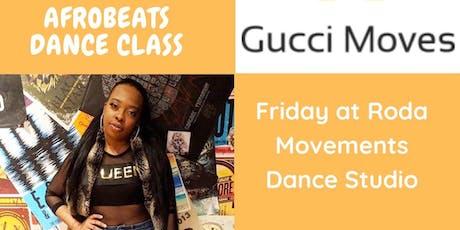 Afrobeats Workshop Dance Class tickets