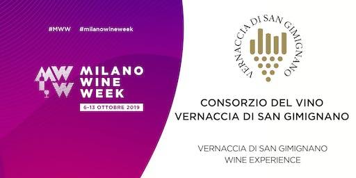 MILANO WINE WEEK_ Consorzio del Vino Vernaccia di San Gimignano