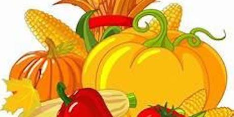 Thanksgiving Open Barn tickets