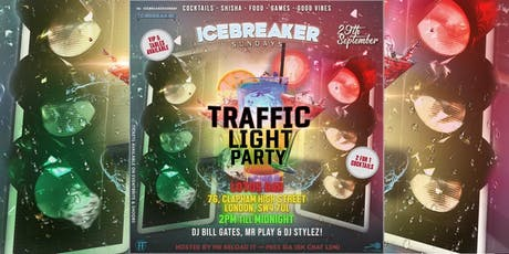 Icebreaker Traffic Light Party  tickets