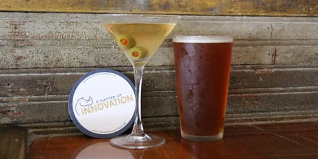 Liberty For Innovation: A Drink in the CLINK tickets