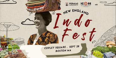 New England Indonesian Festival 2019 tickets