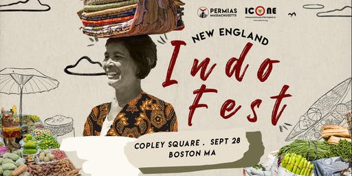 New England Indonesian Festival 2019
