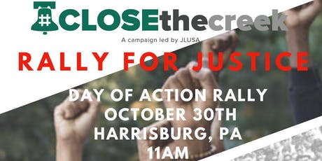 RALLY FOR JUSTICE tickets