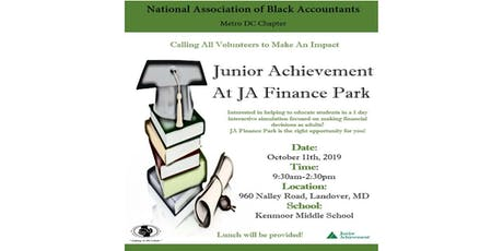 NABA Metro DC Junior Achievement Day at JA Finance Park tickets