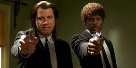 Film night (2nd Oct) - Pulp Fiction tickets