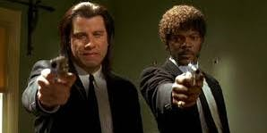 Film night (2nd Oct) - Pulp Fiction