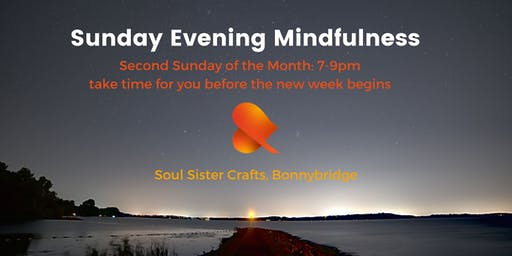 Sunday Evening Mindfulness - Bonnybridge