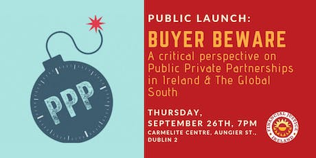 Public Launch: Buyer Beware - A Critique of PPPs tickets