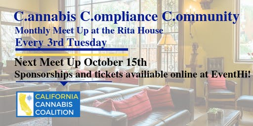 C.C.C: Monthly Meet Ups at the Rita House