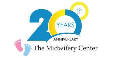 Midwifery Center 20th Anniversary Extravaganza