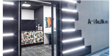Galleria Eliseo. Aperitivo & dj set in art concept store. biglietti