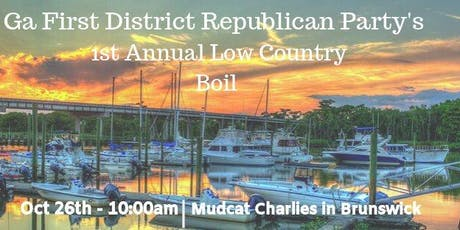Ga GOP's First District Low Country Boil tickets