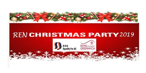 Race Equality Staff Christmas Party 2019 (REN)