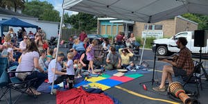 Toddlers Roc Music Class with Topher Holt