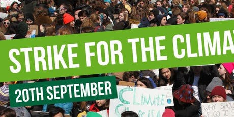 Green Bloc at Bradford Youth & General Strike for Climate! tickets