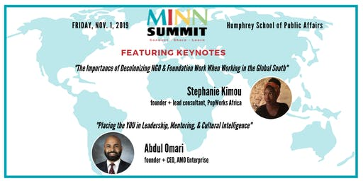 2019 MINN Summit: Connect, Share, Learn