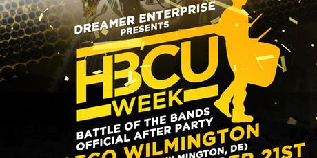 HBCU Week 2019 Battle Of The Bands After Party tickets