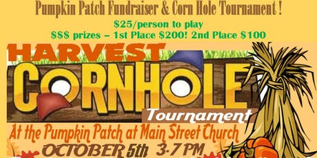 Corn Hole Tournament and Pumpkin Patch Party tickets