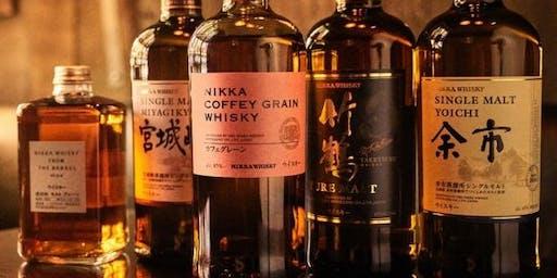 Nikka Japanese Whiskey Tasting