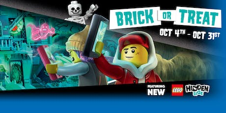 Brick-or-Treat tickets