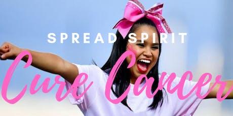 Vineland High School Breast Cancer Awareness Cheer Camp tickets