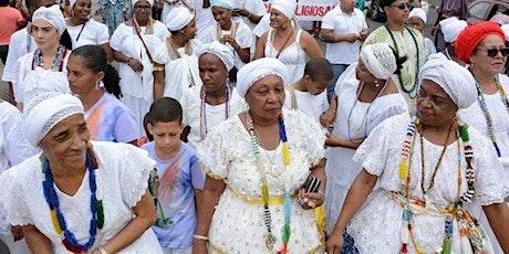 Encontro de Umbanda e Candomblé ingressos