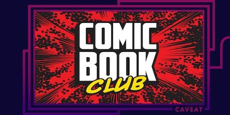 Comic Book Club: New York Comic Con Kickoff! tickets