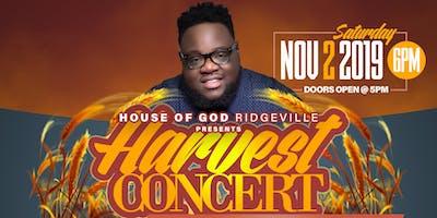 Jarell Smalls & Company  Harvest Concert