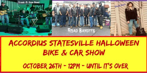 Accordius Statesville 9th Halloween Car & Bike Show