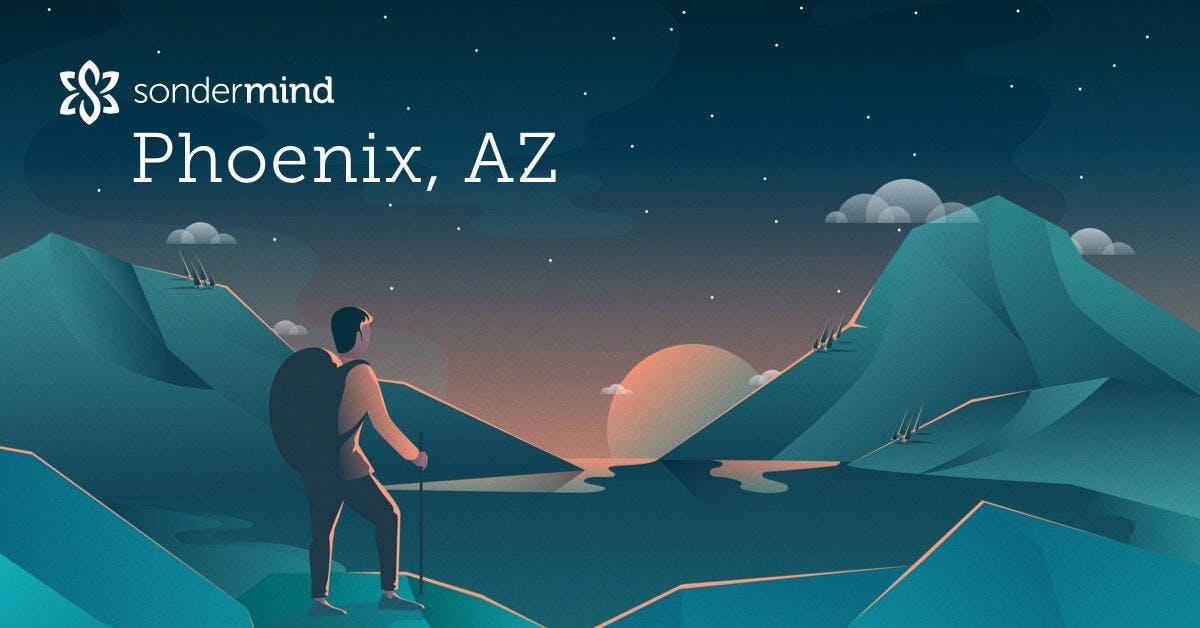 SonderMind Meet & Greet- Phoenix therapists welcome!