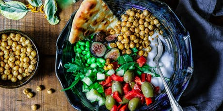 The Role of Plant-Based Diets in Addressing the Climate Crisis tickets