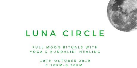 LUNA CIRCLE tickets