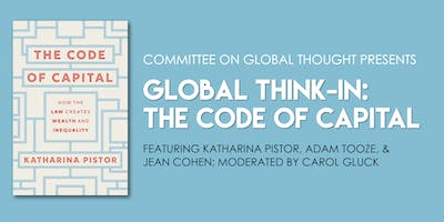 Global Think-in: The Code of Capital