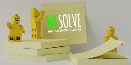 WE SOLVE | Hackathon Social tickets