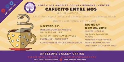 AV Cafecito Entre Nos - Nov 25th