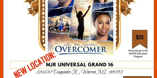 OVERCOMERS Movie - DSM International Private Showing