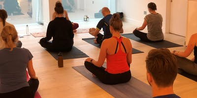 Yoga Class (Hatha and Vinyasa) -7.30am