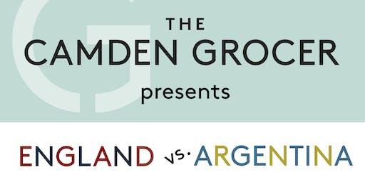 The Camden Grocer Rugby Brunch