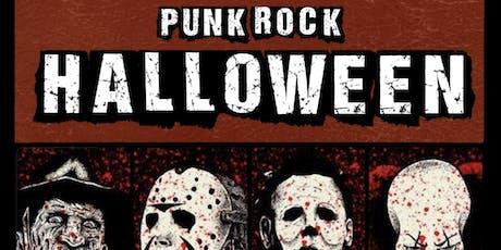 Punk Rock Halloween tickets