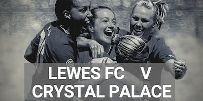 Free Screening & Q&A | Soccer Match: Lewes FC v Crystal Palace