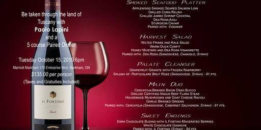 Draco Winemakers Dinner