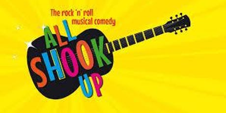 Tullyvin Musical Society Present All Shook Up tickets