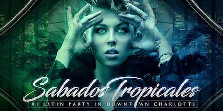 Sabados Tropicales en Downtown Charlotte - Coco Tropical tickets